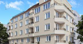 жилищна сграда, ул. Христо Самсаров 25, ет.4, ап.5