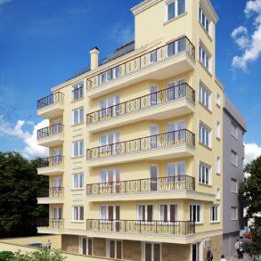 жил.сграда Христо Самсаров 25, ет.4, ап.6