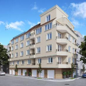 жил. сграда, ул. Рали Мавридов 30, ап.7, ет.3
